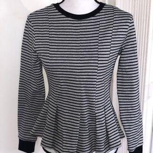 CHELSEA 28 peplum sweater